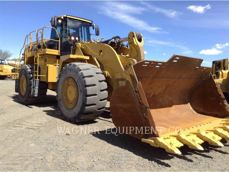 CATERPILLAR CARGADORES DE RUEDAS 988K equipment  photo 2