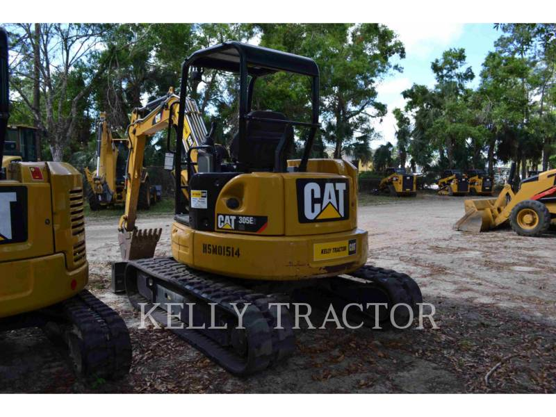 CATERPILLAR トラック油圧ショベル 305E2CR equipment  photo 5