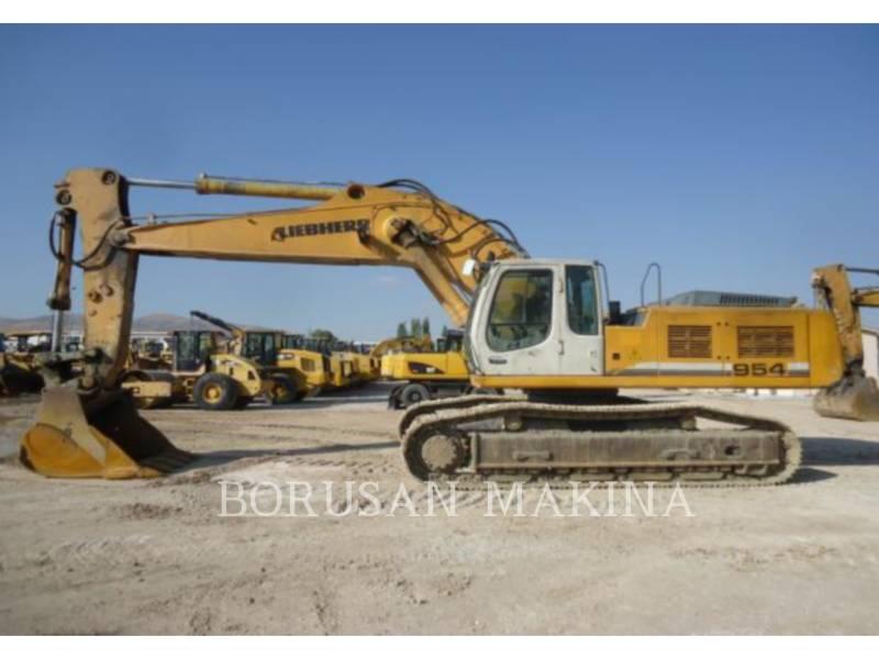 LIEBHERR 鉱業用ショベル/油圧ショベル R954 HD equipment  photo 3