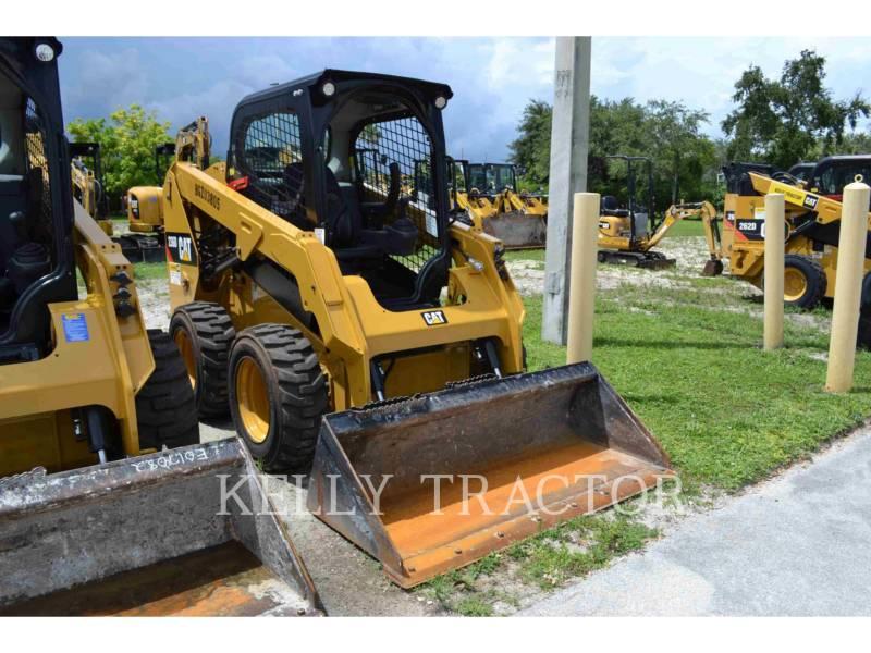 CATERPILLAR PALE COMPATTE SKID STEER 236D equipment  photo 1