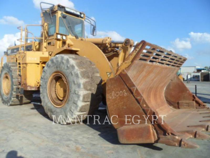 CATERPILLAR WHEEL LOADERS/INTEGRATED TOOLCARRIERS 988F equipment  photo 3