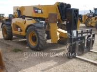 CATERPILLAR TELEHANDLER TL1255C equipment  photo 4