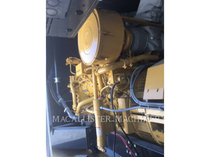 CATERPILLAR STATIONARY GENERATOR SETS 3508B equipment  photo 4