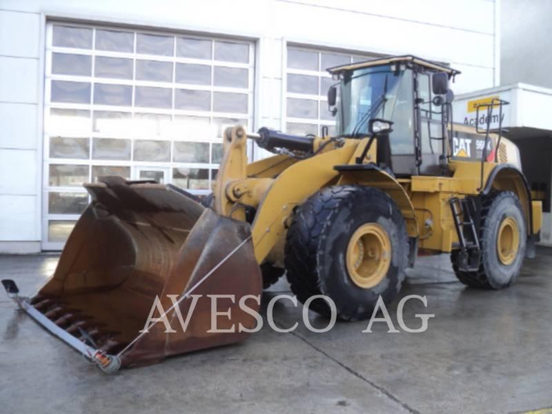CATERPILLAR CARGADORES DE RUEDAS 966K XE equipment  photo 9