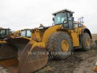 Equipment photo CATERPILLAR 980K RADLADER/INDUSTRIE-RADLADER 1