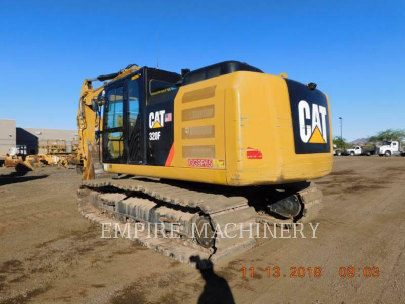 CATERPILLAR トラック油圧ショベル 320FL equipment  photo 3