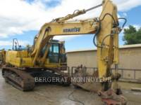 KOMATSU KETTEN-HYDRAULIKBAGGER PC240NLC8 equipment  photo 10
