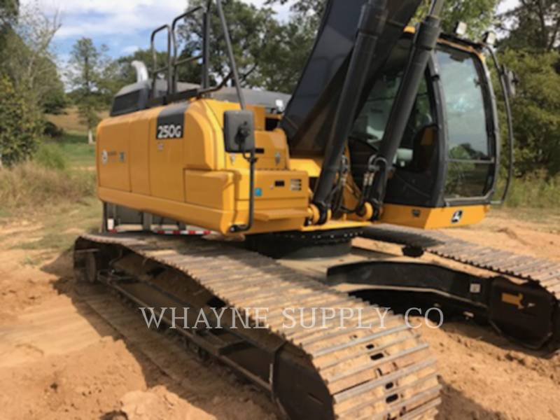 DEERE & CO. TRACK EXCAVATORS 250G equipment  photo 1