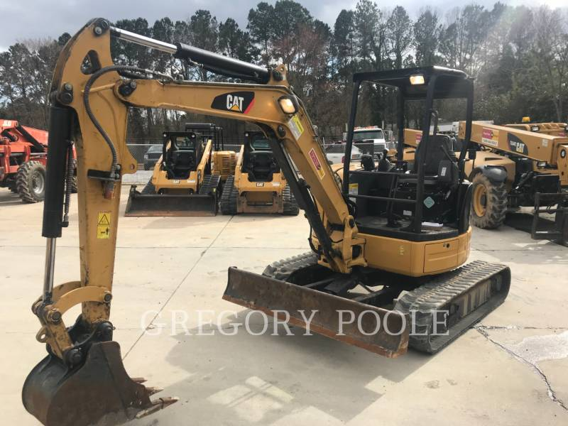 CATERPILLAR EXCAVADORAS DE CADENAS 304E CR equipment  photo 3
