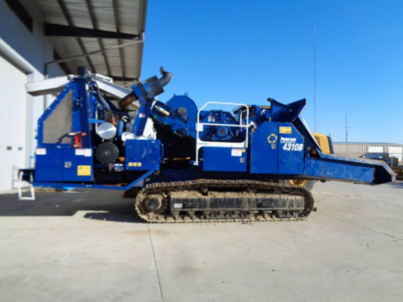PETERSON CHIPPER, HORIZONTAL 4310B equipment  photo 1