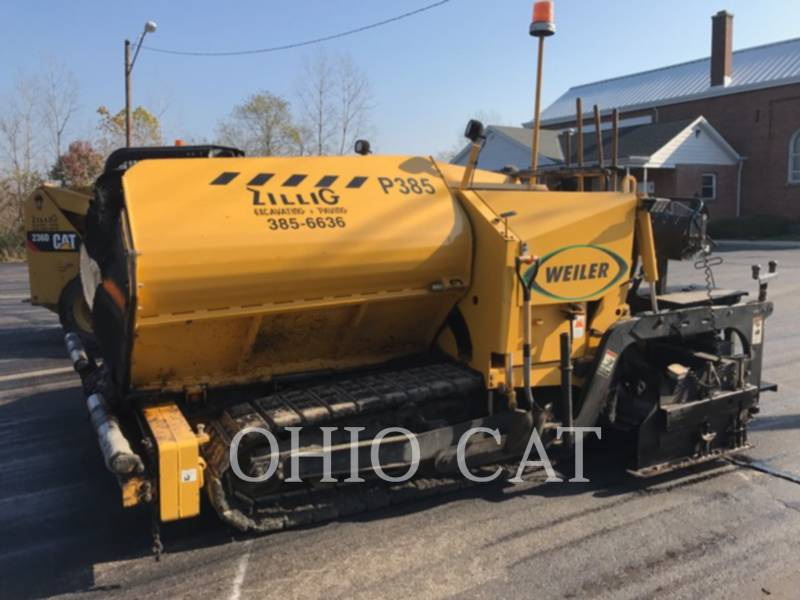 WEILER ASPHALT DISTRIBUTORS P385 equipment  photo 1