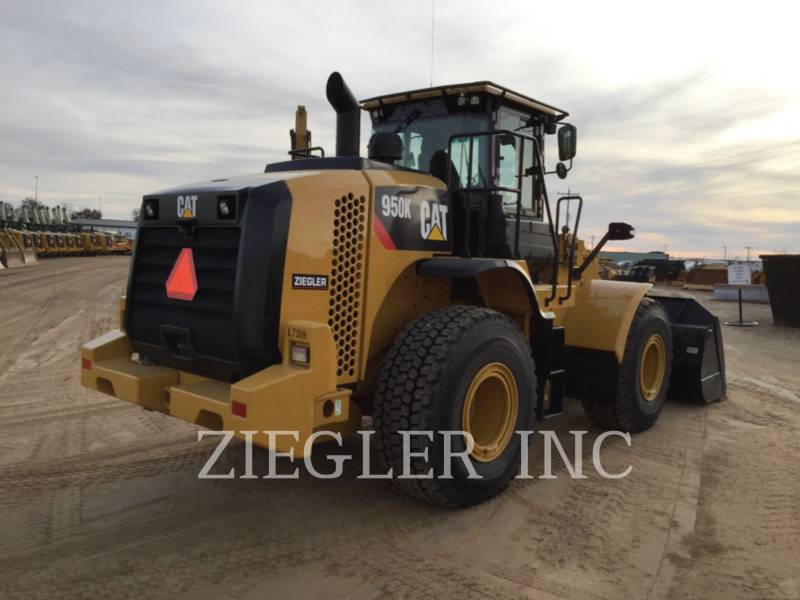 Caterpillar ÎNCĂRCĂTOARE PE ROŢI/PORTSCULE INTEGRATE 950K equipment  photo 4
