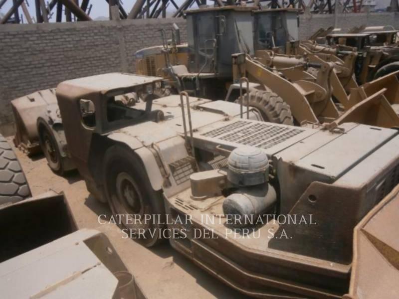 CATERPILLAR CARGADOR PARA MINERÍA SUBTERRÁNEA R1600G equipment  photo 3