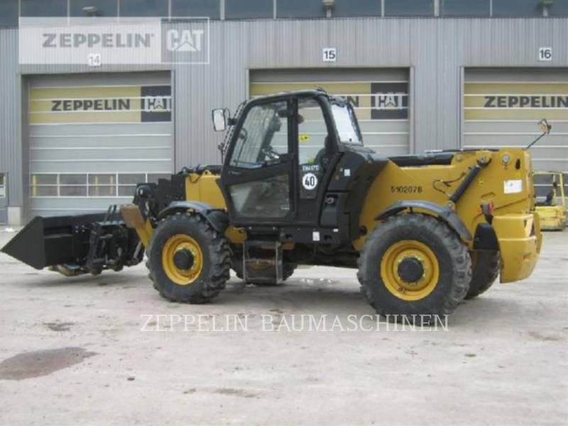 CATERPILLAR TELEHANDLER TH417C equipment  photo 9