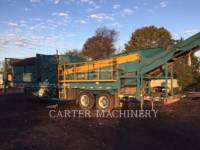 Equipment photo MISCELLANEOUS MFGRS SCREEN RECYCLING  (Forest Products) 1