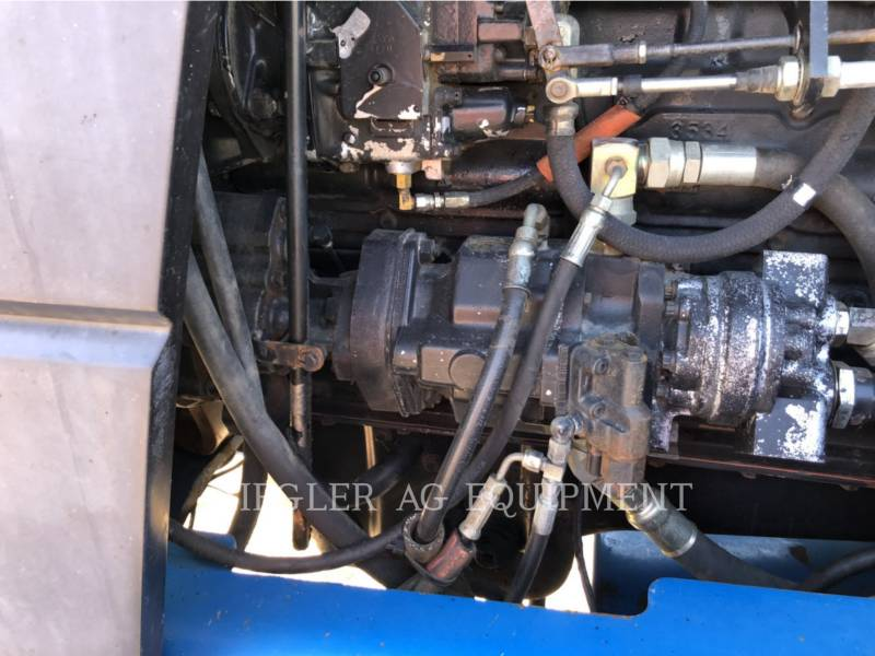 NEW HOLLAND LTD. TRACTEURS AGRICOLES 9680 equipment  photo 3