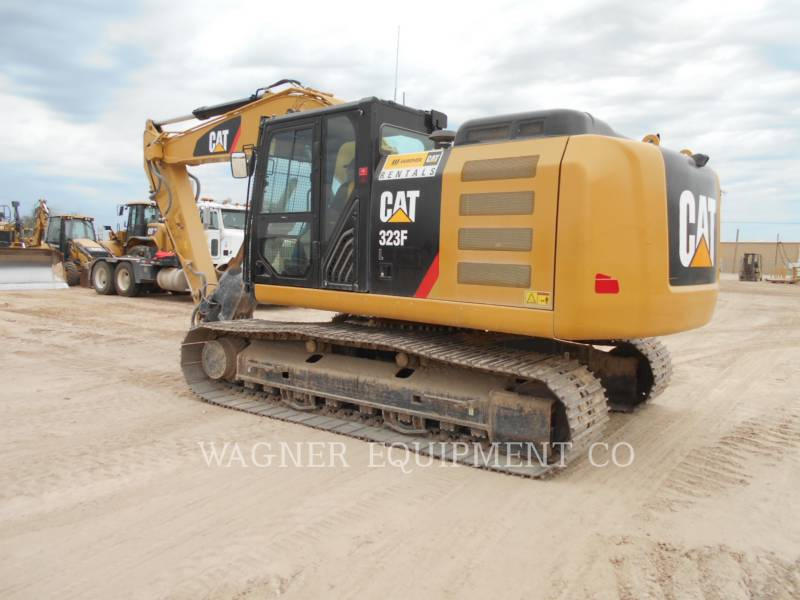 CATERPILLAR KOPARKI GĄSIENICOWE 323FL HMR equipment  photo 3