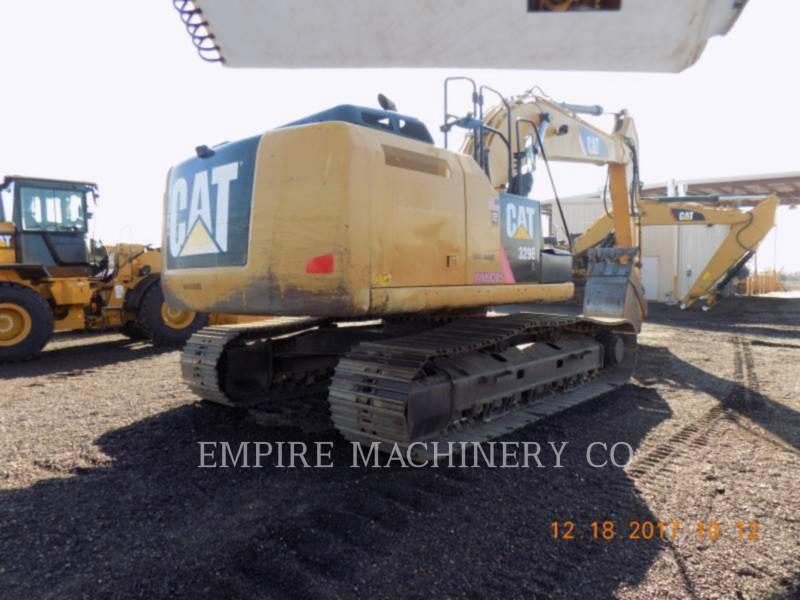 CATERPILLAR KOPARKI GĄSIENICOWE 329EL    P equipment  photo 2