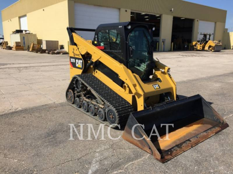 CATERPILLAR DELTALADER 287D equipment  photo 3