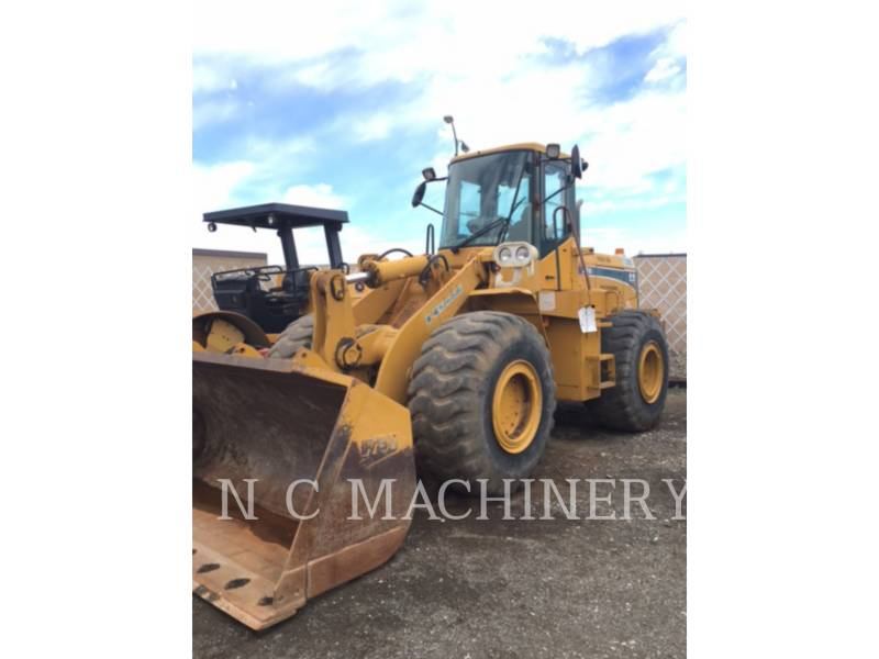 KAWASAKI WHEEL LOADERS/INTEGRATED TOOLCARRIERS 70ZIV-2 equipment  photo 7