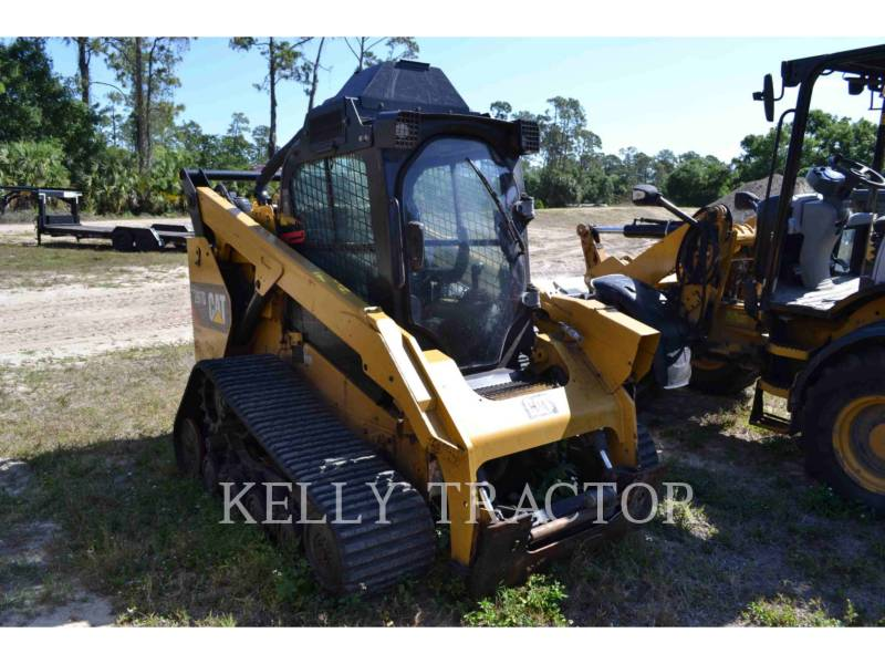 CATERPILLAR MULTI TERRAIN LOADERS 297 D XHP equipment  photo 4