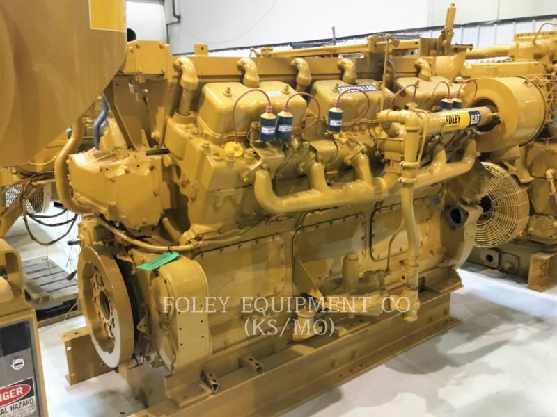 CATERPILLAR FIJO - GAS NATURAL G398IN equipment  photo 2