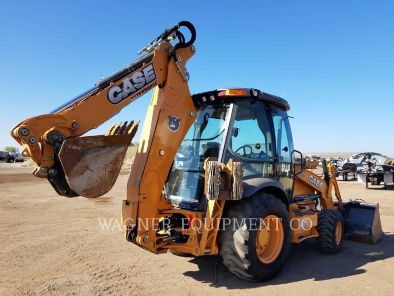 CASE TERNE 580SUPERN equipment  photo 3