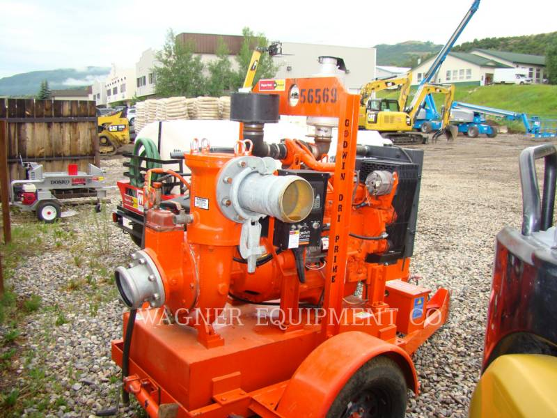 GODWIN PUMPS POMPE A EAU/ CD150M equipment  photo 4