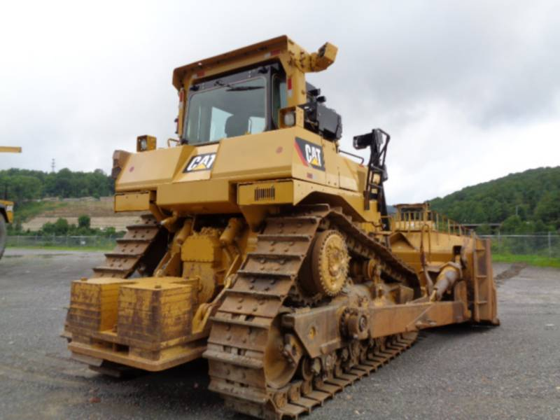 CATERPILLAR TRACK TYPE TRACTORS D9T equipment  photo 2