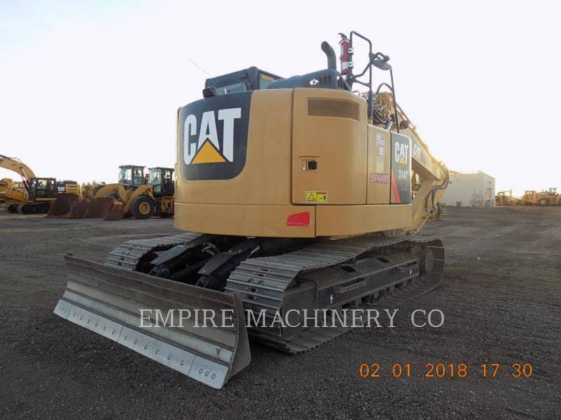 CATERPILLAR KOPARKI GĄSIENICOWE 314E LCR P equipment  photo 2