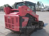 KUBOTA TRACTOR CORPORATION CHARGEURS TOUT TERRAIN SVL75 equipment  photo 3