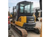 KOMATSU CANADA TRACK EXCAVATORS PC40MR-2 equipment  photo 4