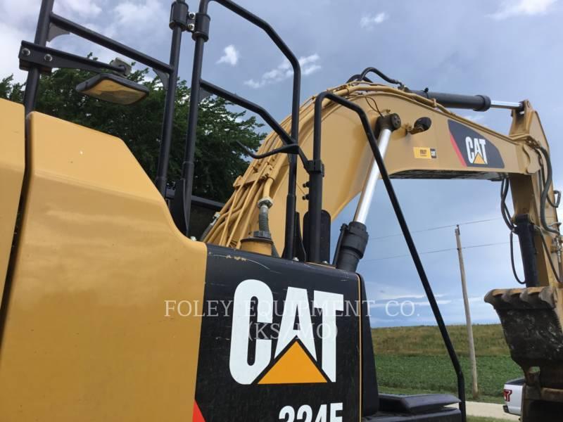 CATERPILLAR 履带式挖掘机 324EL equipment  photo 6