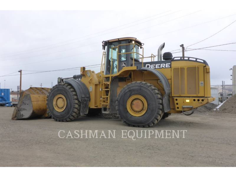 JOHN DEERE CARGADORES DE RUEDAS 844K equipment  photo 4