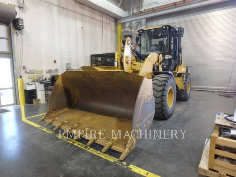 CATERPILLAR PALE GOMMATE/PALE GOMMATE MULTIUSO 930M equipment  photo 4