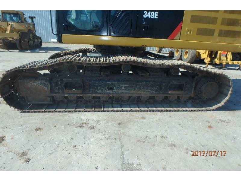 CATERPILLAR EXCAVADORAS DE CADENAS 349ELVG equipment  photo 10
