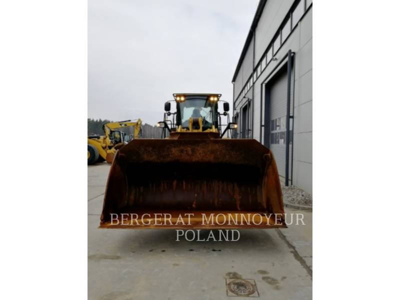 CATERPILLAR CARGADORES DE RUEDAS 962K equipment  photo 8