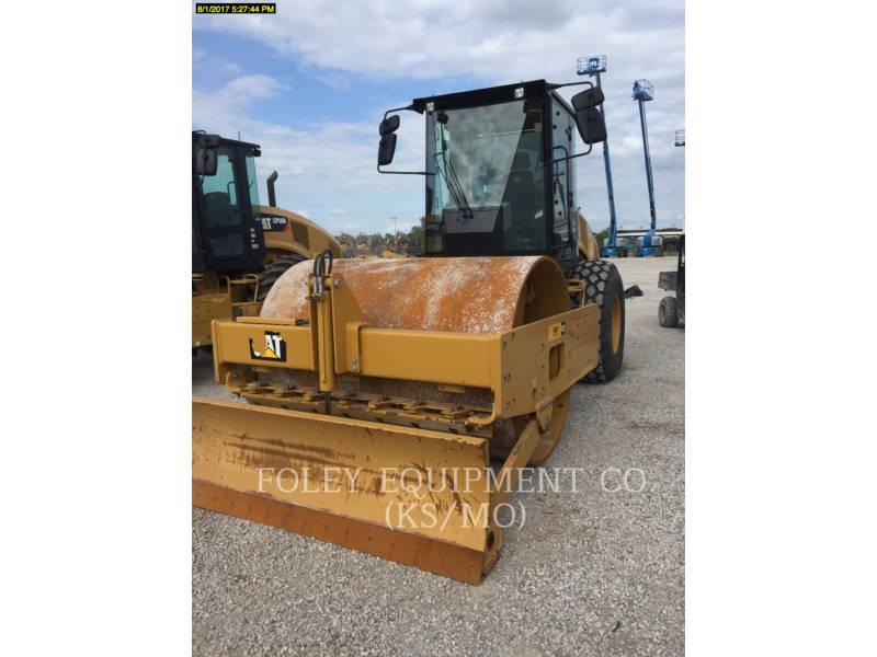 CATERPILLAR COMPACTORS CS56B equipment  photo 2