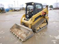 Equipment photo CATERPILLAR 259D TRACK LOADERS 1