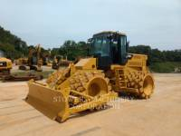 Equipment photo CATERPILLAR 815F2 ホイールドーザ 1