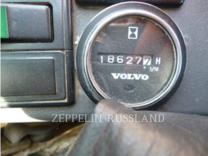 VOLVO CONSTRUCTION EQUIPMENT EXCAVADORAS DE CADENAS EC700BLC equipment  photo 8