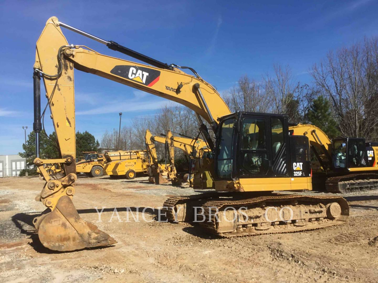 2016 - CATERPILLAR - 325F CR