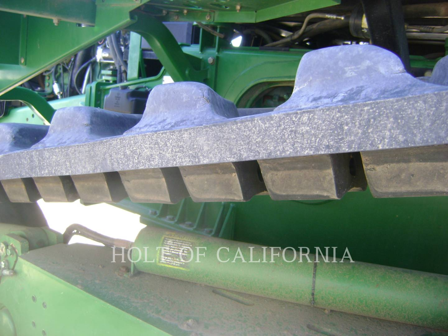 Detail photo of 2001 John Deere 9400T     GT10746 from Construction Equipment Guide