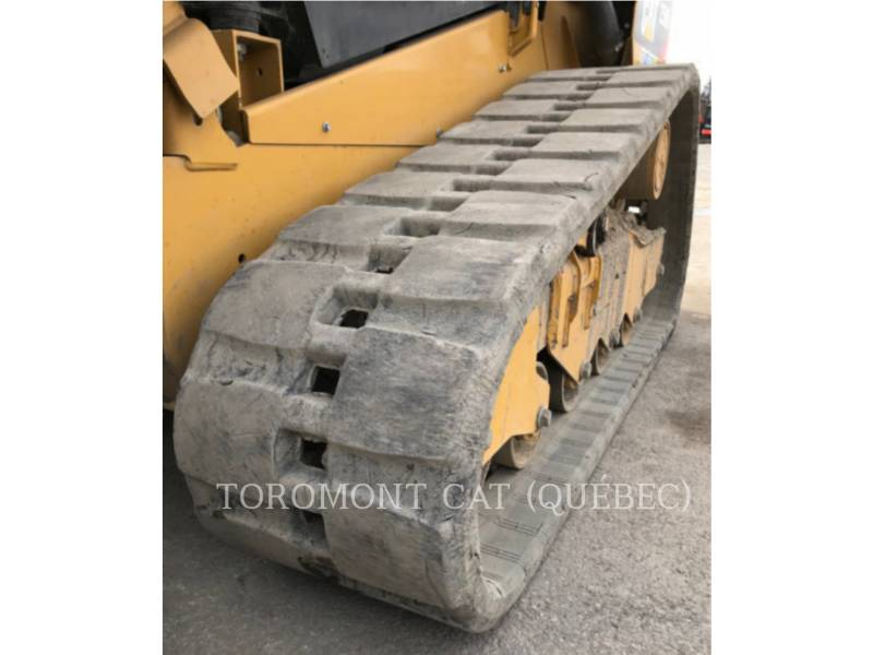 CATERPILLAR TRACK LOADERS 259D  equipment  photo 8