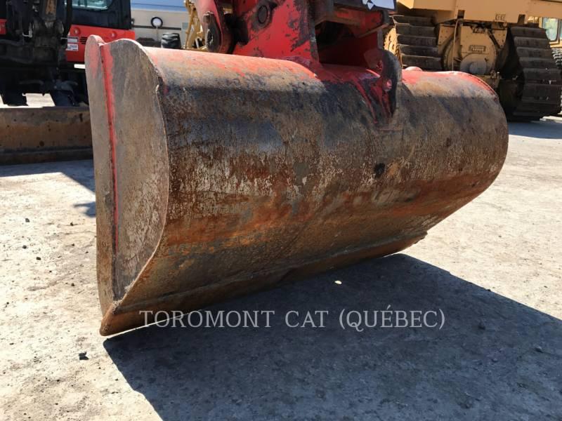 KUBOTA CANADA LTD. PELLES SUR CHAINES KX040 equipment  photo 6