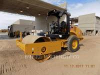 CATERPILLAR COMPACTEUR VIBRANT, MONOCYLINDRE À PIEDS DAMEURS CS44B equipment  photo 4