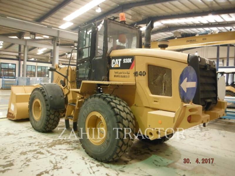 CATERPILLAR WHEEL LOADERS/INTEGRATED TOOLCARRIERS 930K equipment  photo 4
