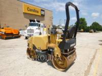 CATERPILLAR VIBRATORY DOUBLE DRUM ASPHALT CB-214E equipment  photo 1