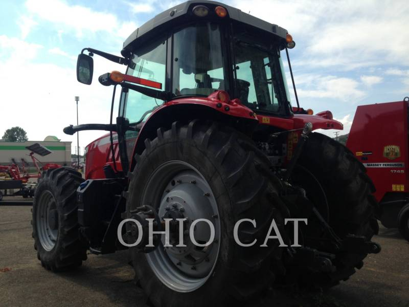 AGCO-MASSEY FERGUSON AG TRACTORS MF6616 equipment  photo 3