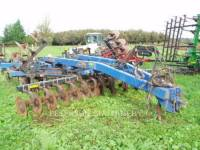 CASE/INTERNATIONAL HARVESTER AG TILLAGE EQUIPMENT ECOLO-TIGER 730C equipment  photo 1